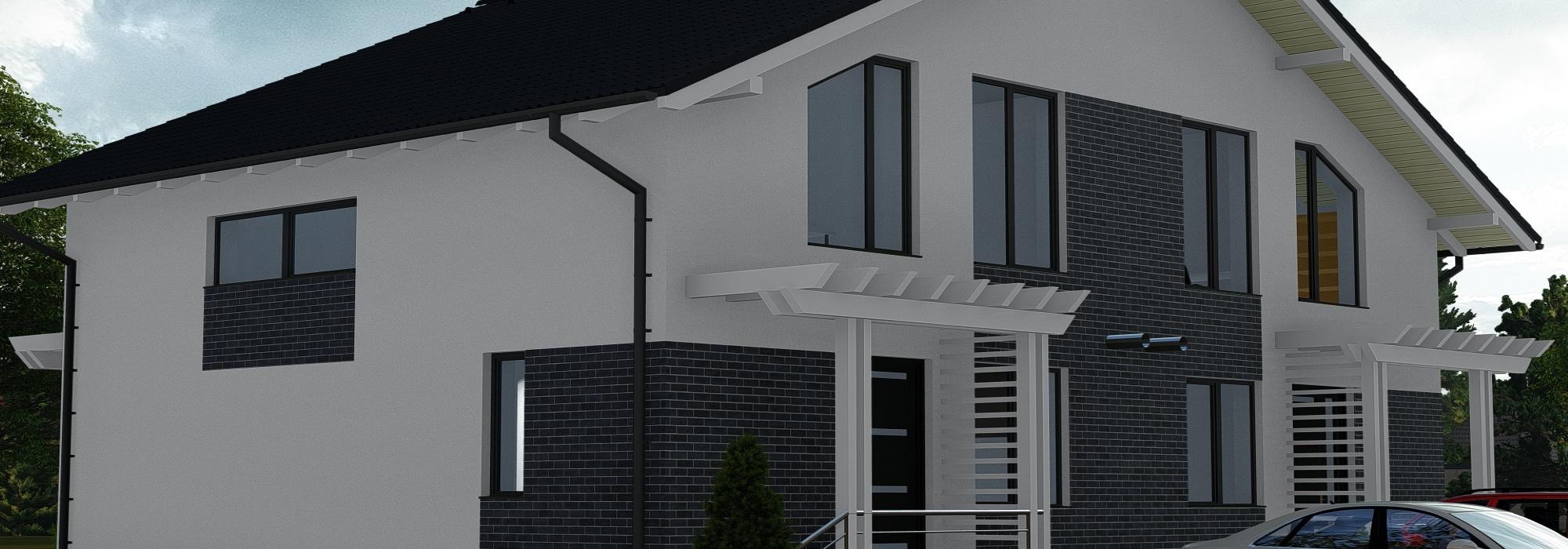 New Duplex House Assembly in Livezeni