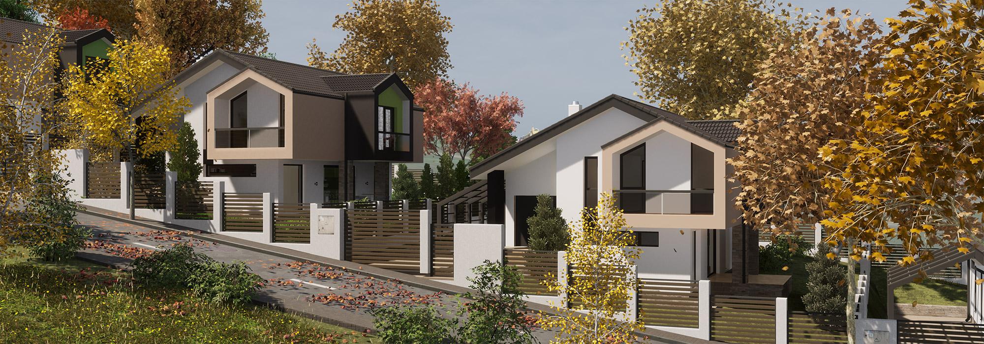 New Individual Houses in Livezeni