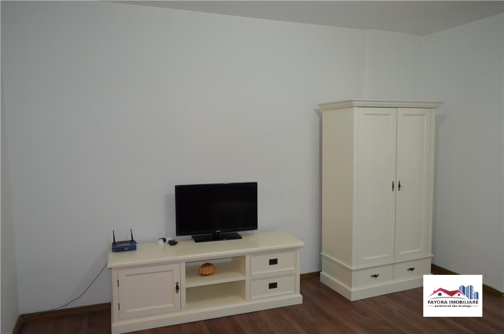 Apartament cu 1 Camera de Inchiriat in Zona Centrala.