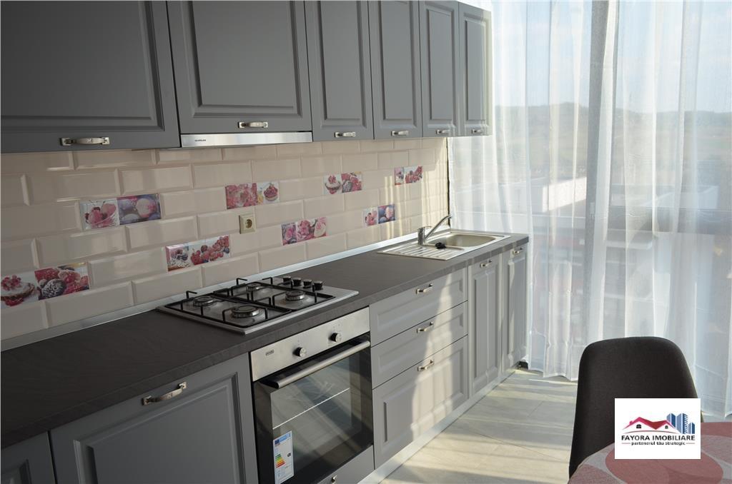 Apartament Nou cu 2 Camere si Parcare Privata de Inchiriat in Tudor