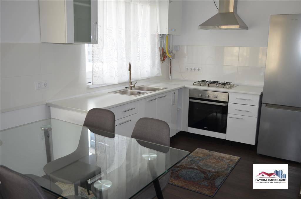 Penthouse Nou Mobilat si Utilat Modern de Vanzare in Zona Unirii