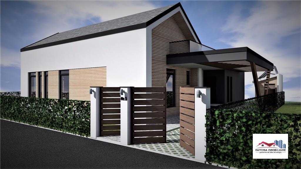 Casa Parter Model Scandinav Tip A in Noul Ansamblu Labradors Residence