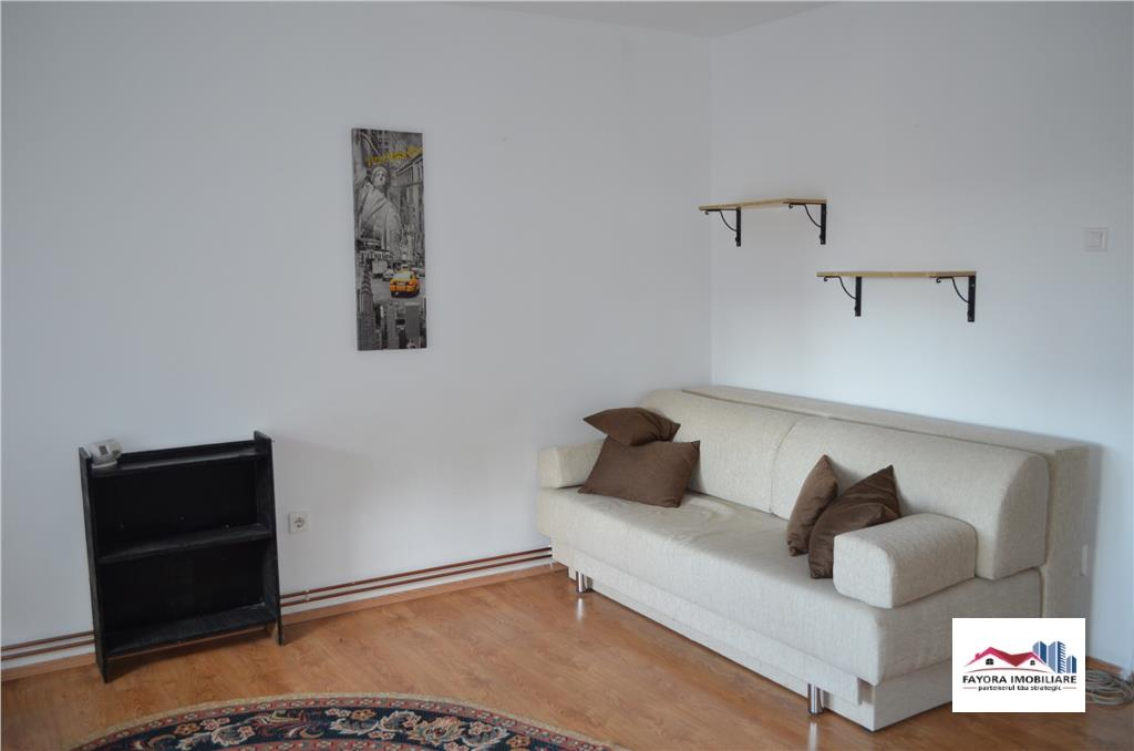 1 Room Apartment for Rent in Ultracentral Area