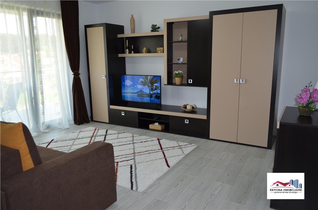 Apartament Nou Mobilat si Utilat cu 1 Camera de Vanzare in Tudor