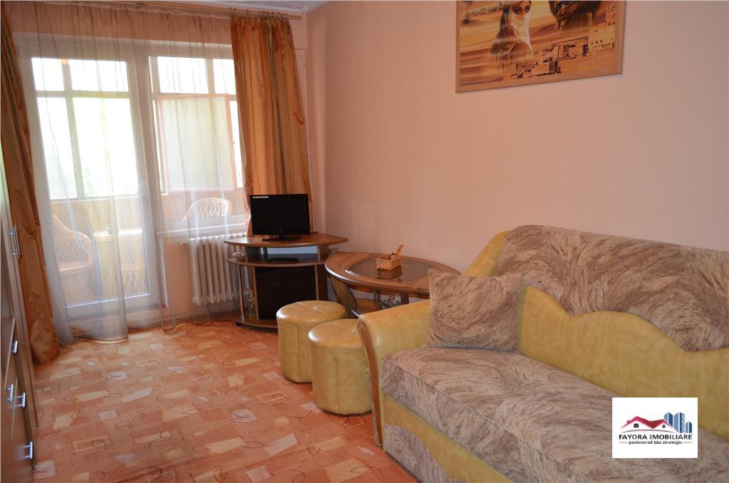 Apartament Mobilat si Utilat cu 1 Camera de Vanzare in Sg. de Mures