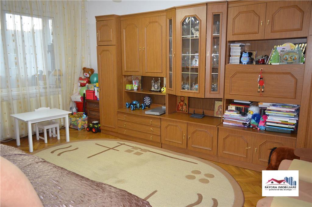 Apartament cu 2 Camere Mobilat si Utilat de Vanzare Zona Fortuna