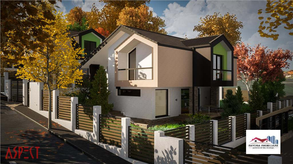 New Individual House for Sale in Livezeni Area