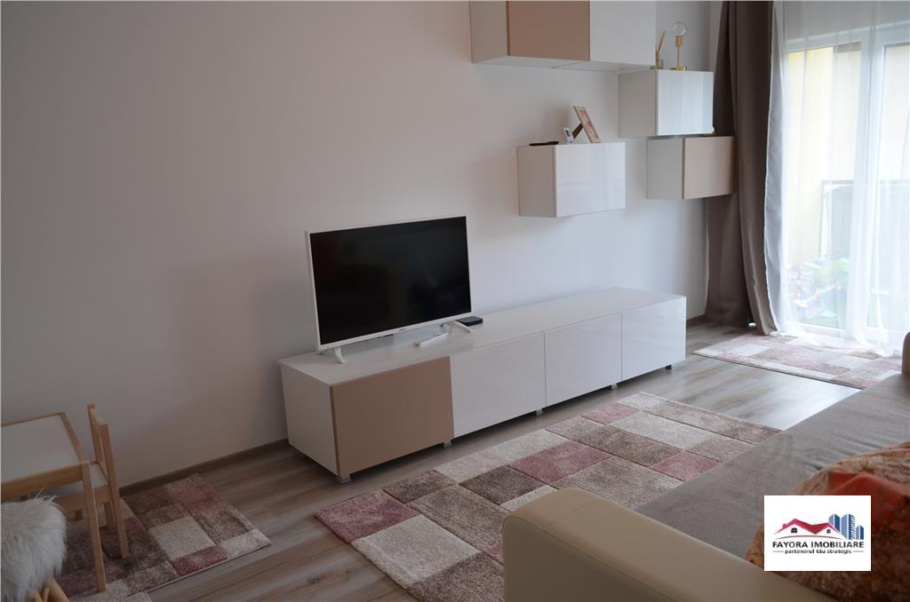 Apartament Nou 2 Camere si Parcare Privata de Inchiriat in Zona Tudor