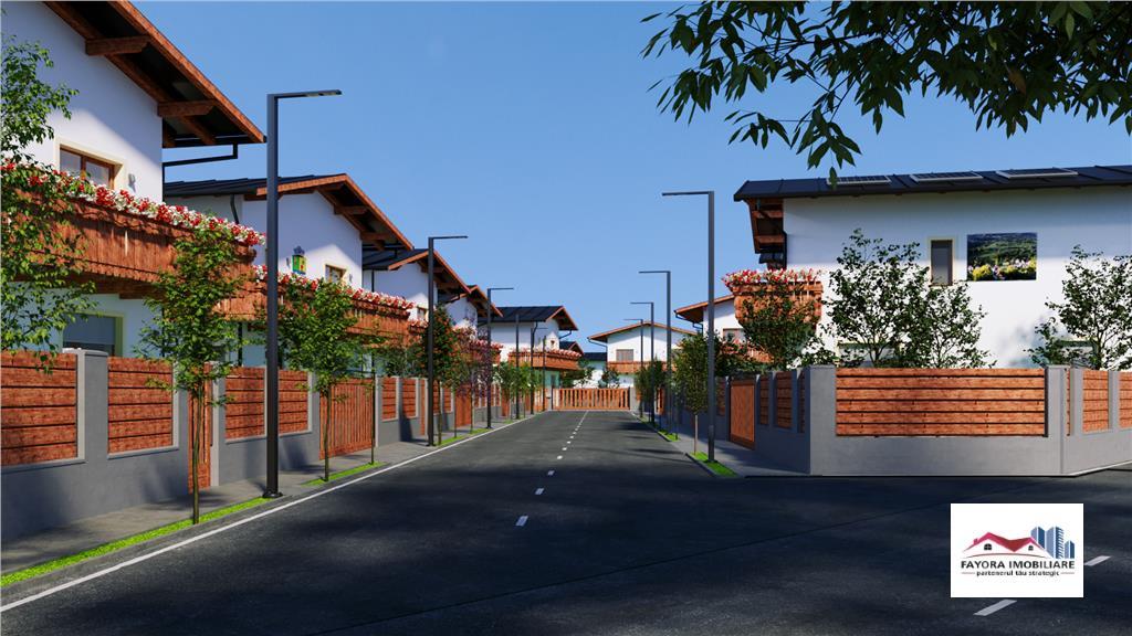 Casa Noua in Stil Bavarez