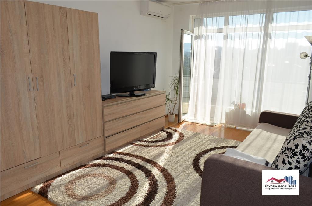 Apartament 1 Camera cu Parcare Inclusa de Inchiriat in Zona Semicentrala