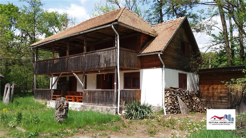 Cabana de Vanzare in Zona Bistra Muresului