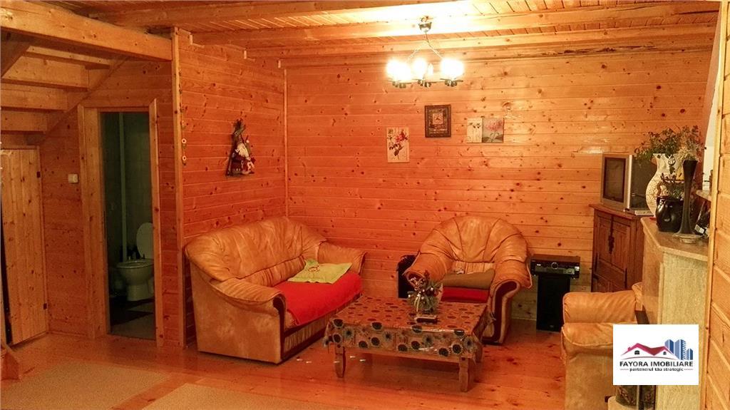 Cabana de Vanzare in Zona Campu Cetatii