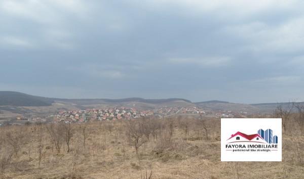 Teren pentru constructii de vanzare in zona Livezeni