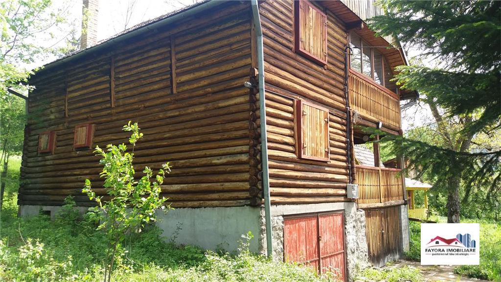 Cabana de Vanzare in Zona Deda Bistra