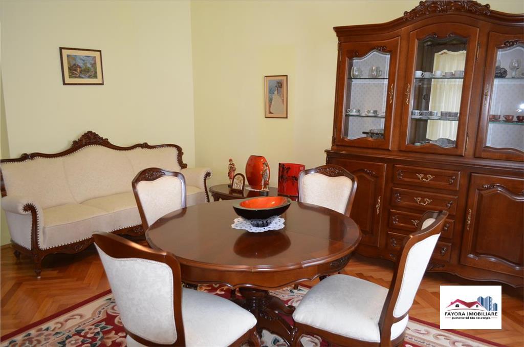 Casa mobilata si utilata de Vanzare in Zona Cetatii