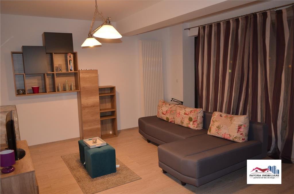Apartament cu 2 Camere de Inchiriat in Zona Tudor