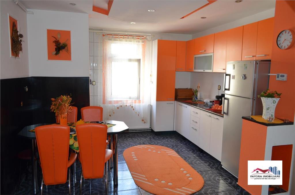 Apartament cu 3 Camere Modern de Inchiriat in Zona MBO City.