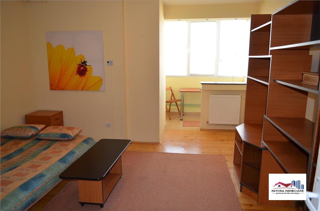 Apartament cu 1 Camera de Inchiriat in Zona Aleea Carpati.
