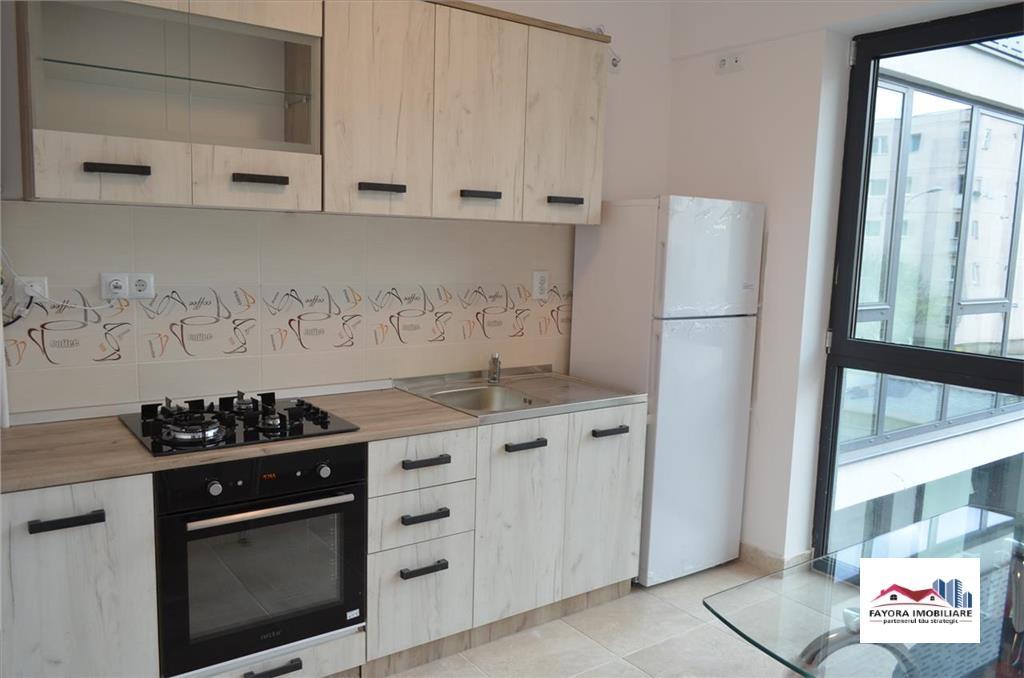 Apartament Nou 1 Camera de Inchiriat in Citadella Residence in Zona Tudor