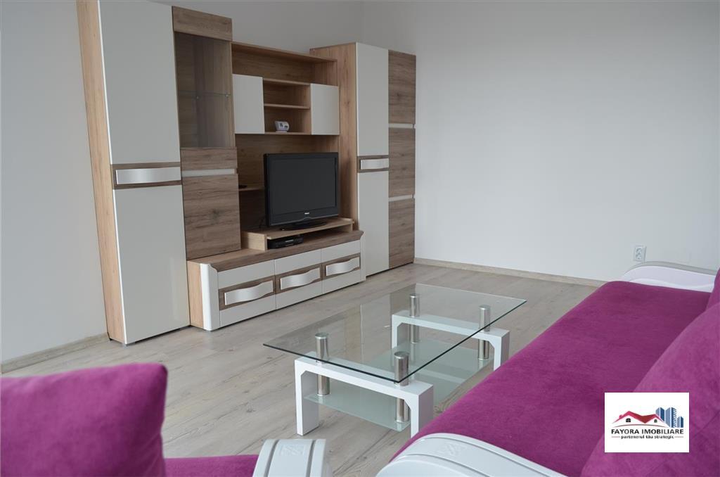 Apartament Nou 1 Camera cu Parcare Inclusa de Inchiriat in Zona Tudor