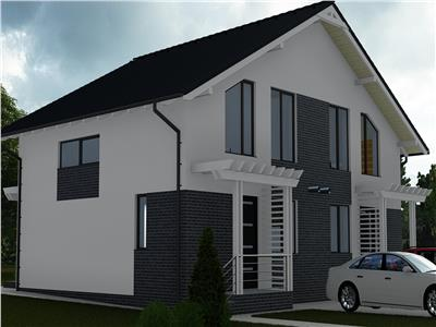 New Duplex Houses for Sale in Livezeni Area