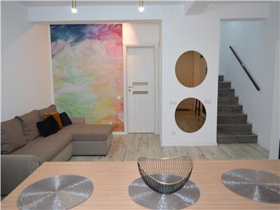 New Modern Apartment with 3 Rooms for Rent in the Semicentral Area