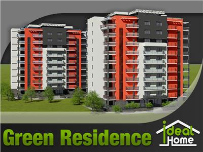 2 Rooms Apartment Type A 2.2 for Sale in Green Residence