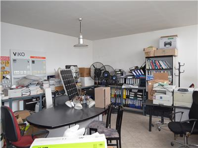 Production Hall with Offices for Sale in the Industrial Zone